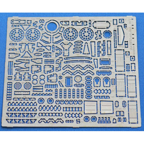PE7265 : Photo-etched set for Ka-52 helicopter