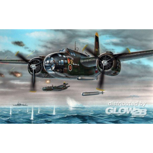 MPM 100-72556 : A-20G Boston Version 1:72