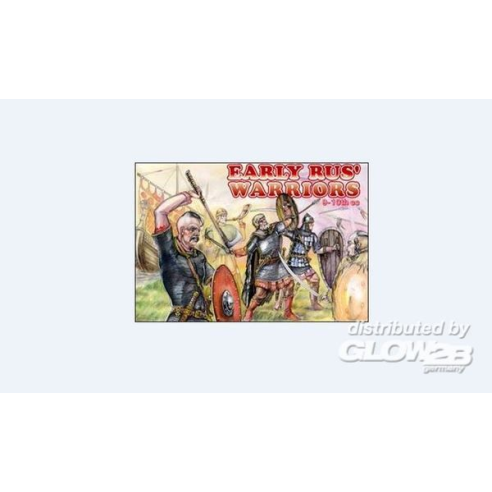 Orion ORI72029 : Early Rus warriors, 9.-11. century  1:72