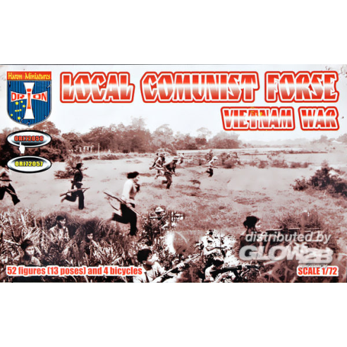 Orion ORI72056 : Local Comunist Forse (Vietnam War)  1:72