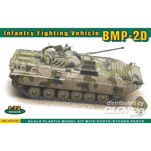 ACE ACE72125 : BMP-2D Infantry Fighting vehicle  1:72