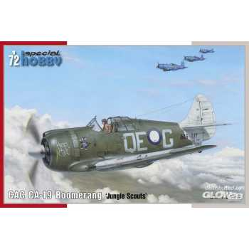 Special Hobby 1:72: CAC...