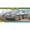 ACE ACE72166 : BTR-70 Soviet armored personnel carrier late prod. 1:72